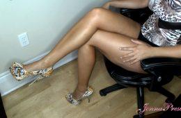 Wild About My Legs