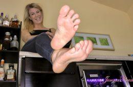 Worship My Sore Feet